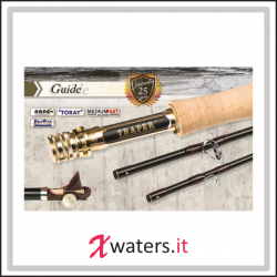 Guide Quill Traper Fly Rod