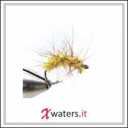 XWaters Chewing Gum Palmer Worm WTD Yellow