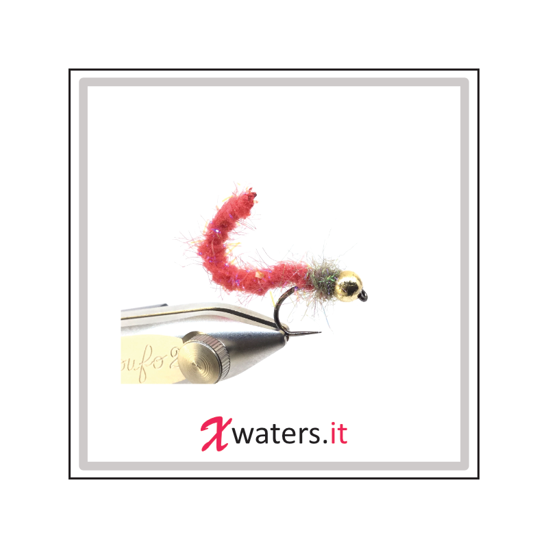 XWaters Mop UV Long Red