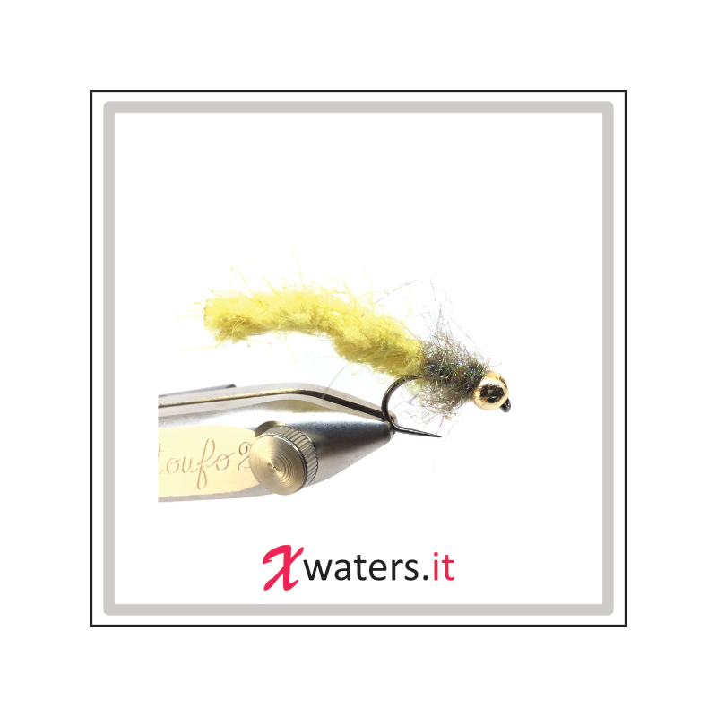 XWaters UV Long Olive Yellow