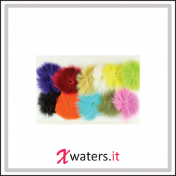 XWaters Artic Fox Tail Hair Hareline