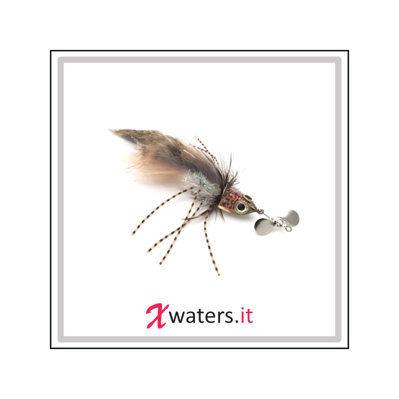 XWaters Spinfly Model 14