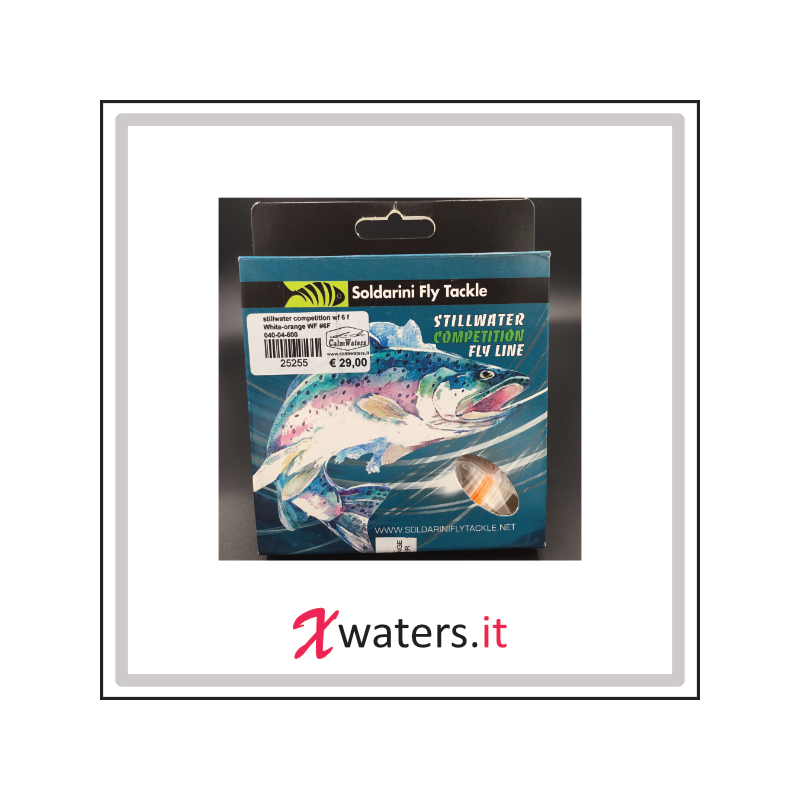 Soldarini Still Water Competition Fly Line